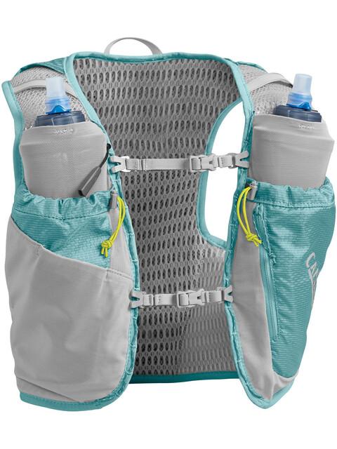 CamelBak W's Ultra Pro Hydration Vest 1l aqua sea/ silver